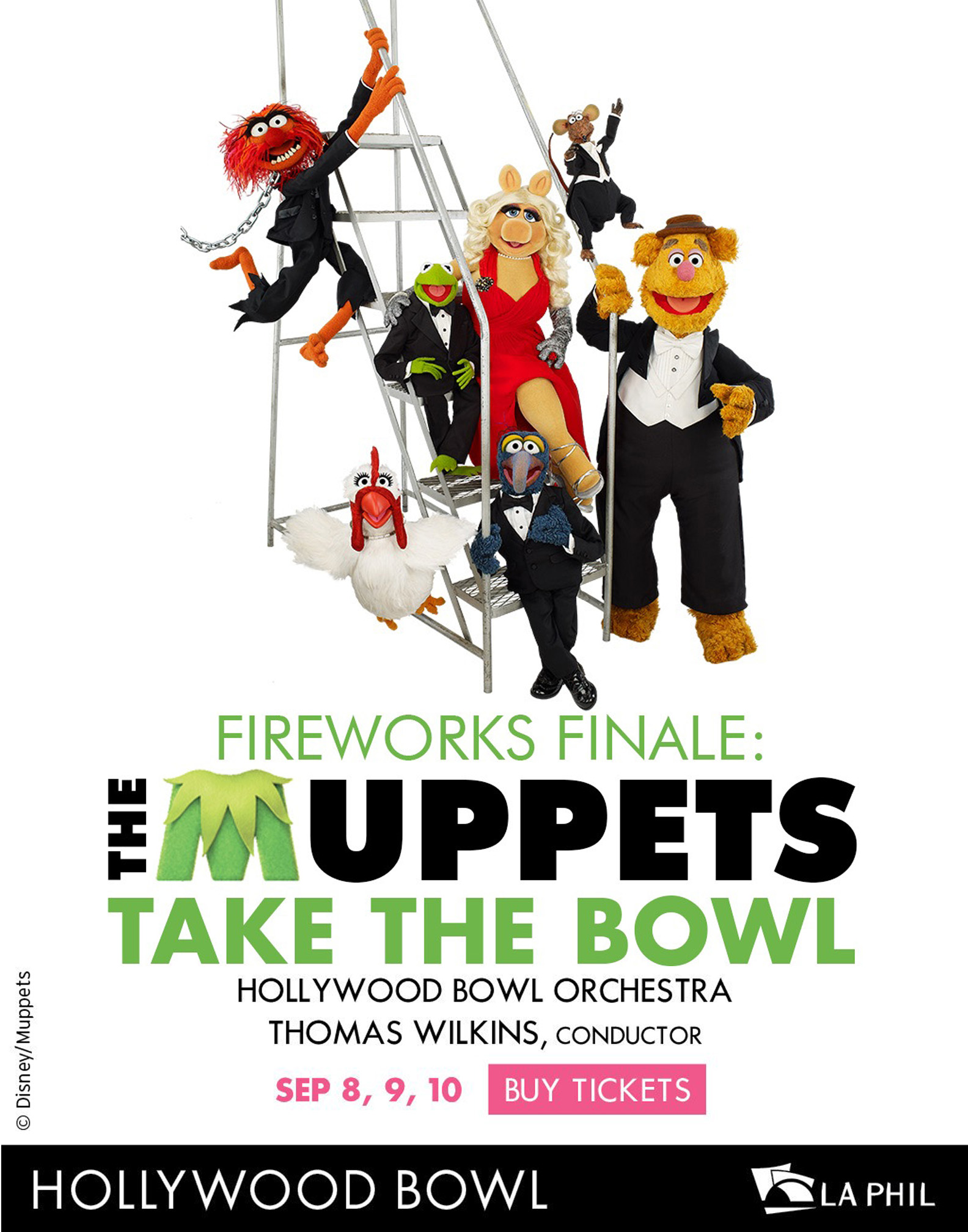The Muppets Take the Hollywood Bowl